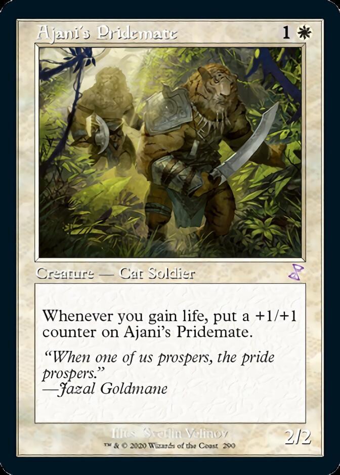 Ajani's Pridemate <timeshifted> [TSR]