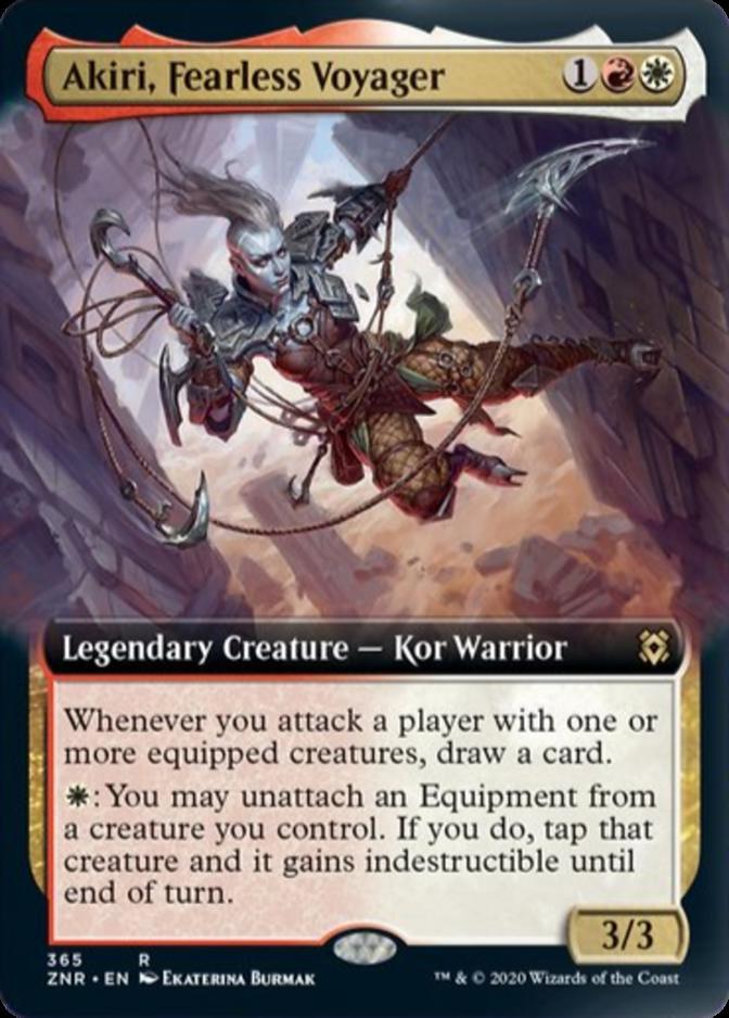Akiri, Fearless Voyager [PZNR]