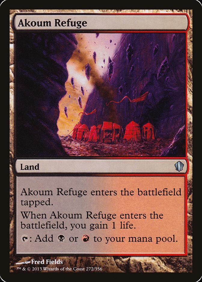 Akoum Refuge [C13]