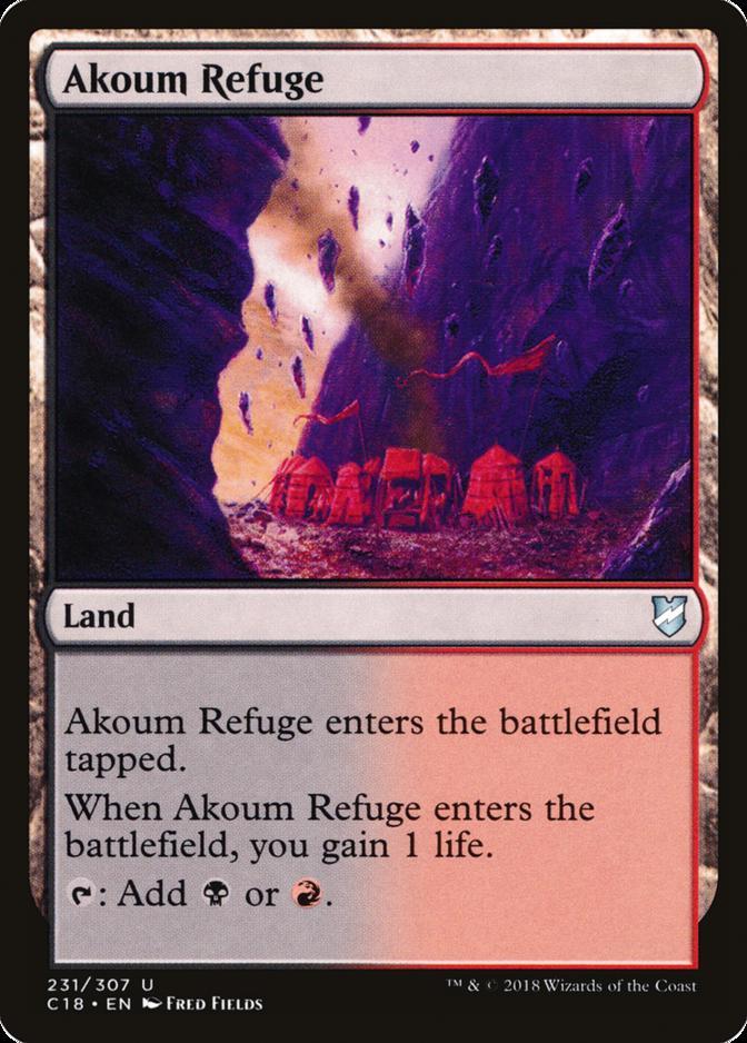 Akoum Refuge [C18]