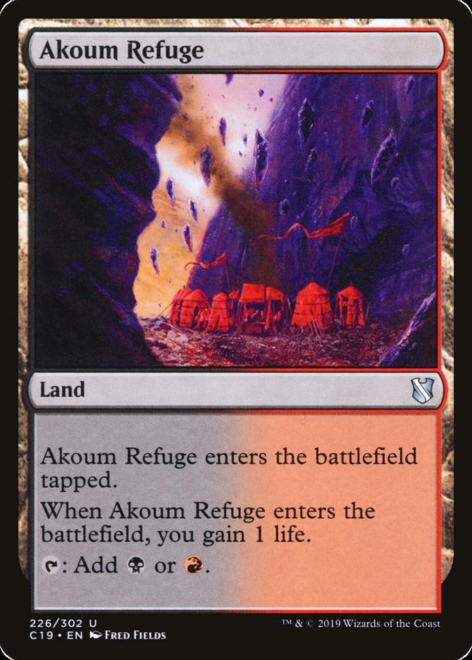 Akoum Refuge [C19]
