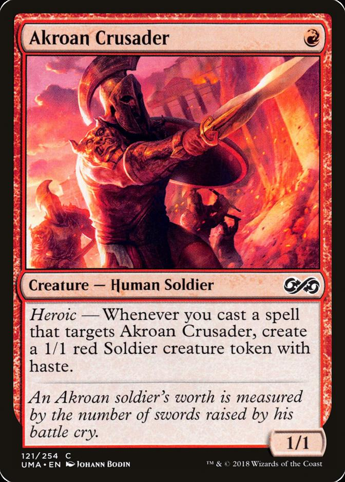 Akroan Crusader [UMA]