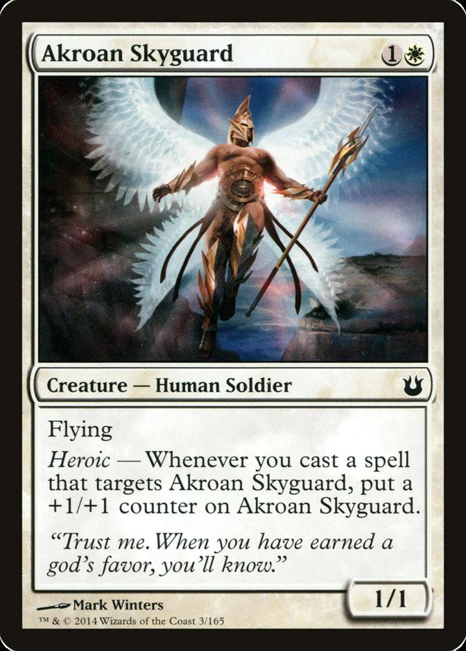 Akroan Skyguard [BNG]
