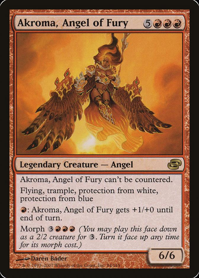 Akroma, Angel of Fury [PLC]