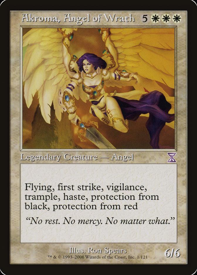 Akroma, Angel of Wrath [TSB]