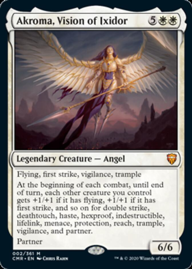 Akroma, Vision of Ixidor [CMR]