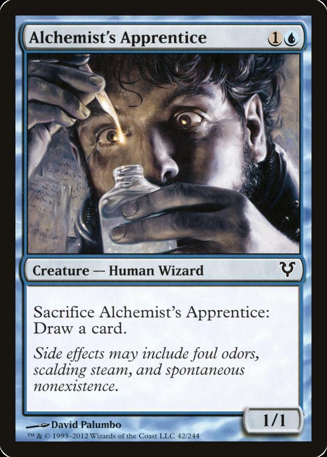 Alchemist's Apprentice [AVR] (F)