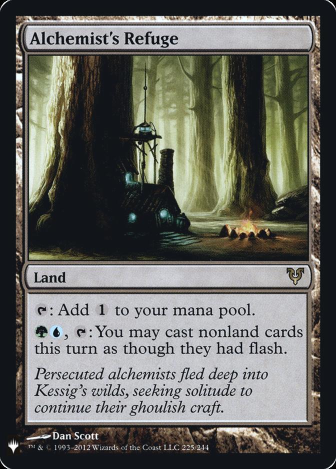 Alchemist's Refuge [FMB1] (F)