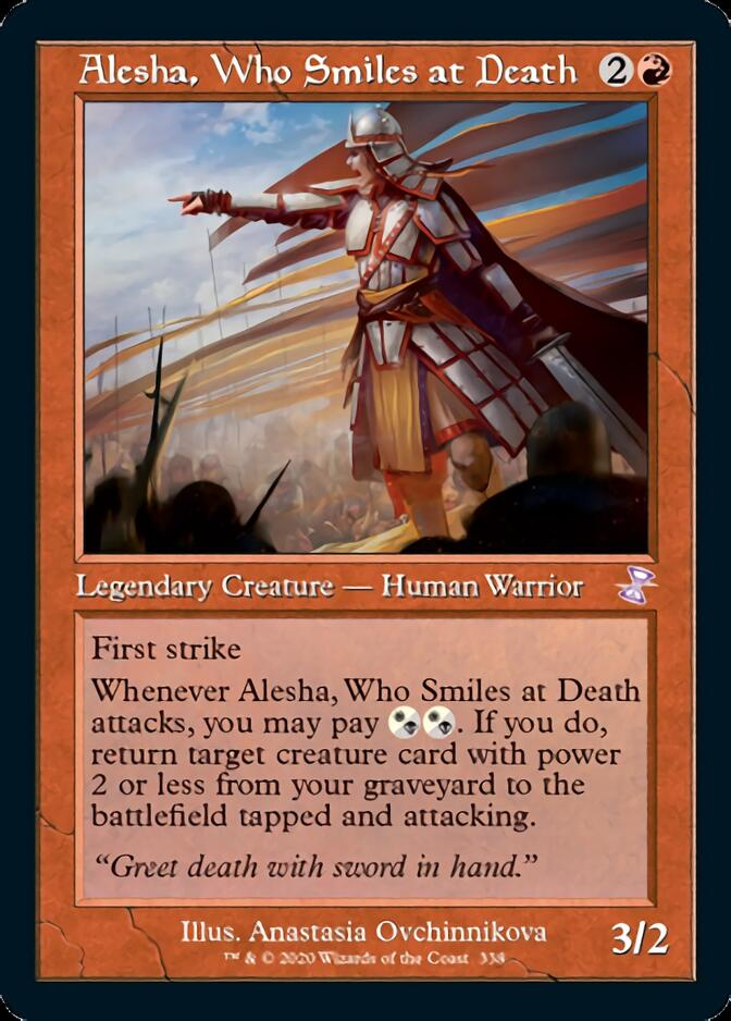 Alesha, Who Smiles at Death <timeshifted> [TSR]