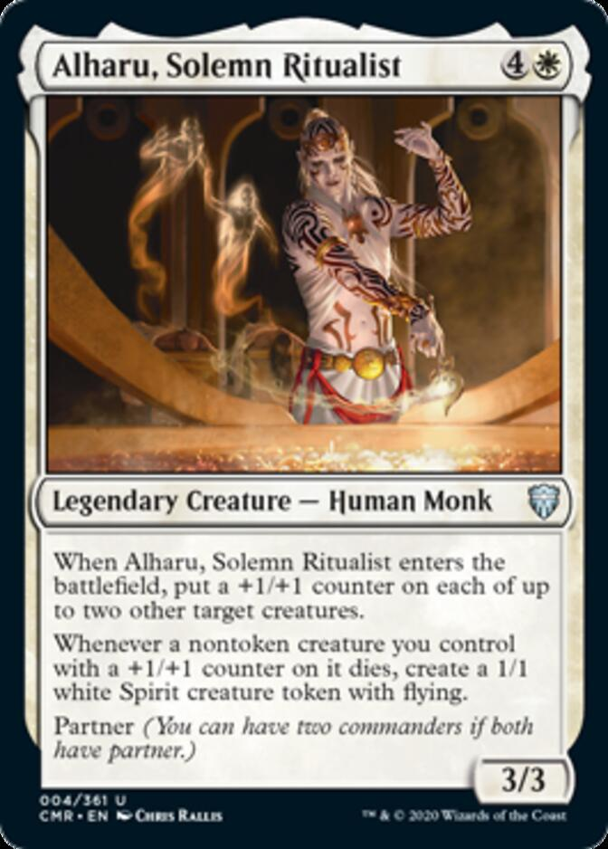Alharu, Solemn Ritualist [CMR]