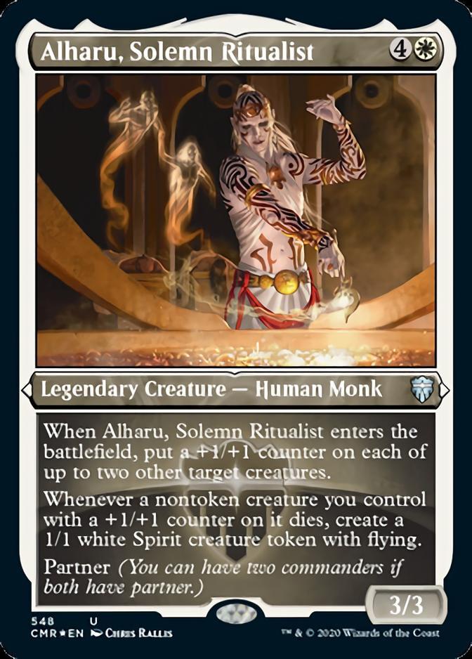 Alharu, Solemn Ritualist [PCMR] (F)