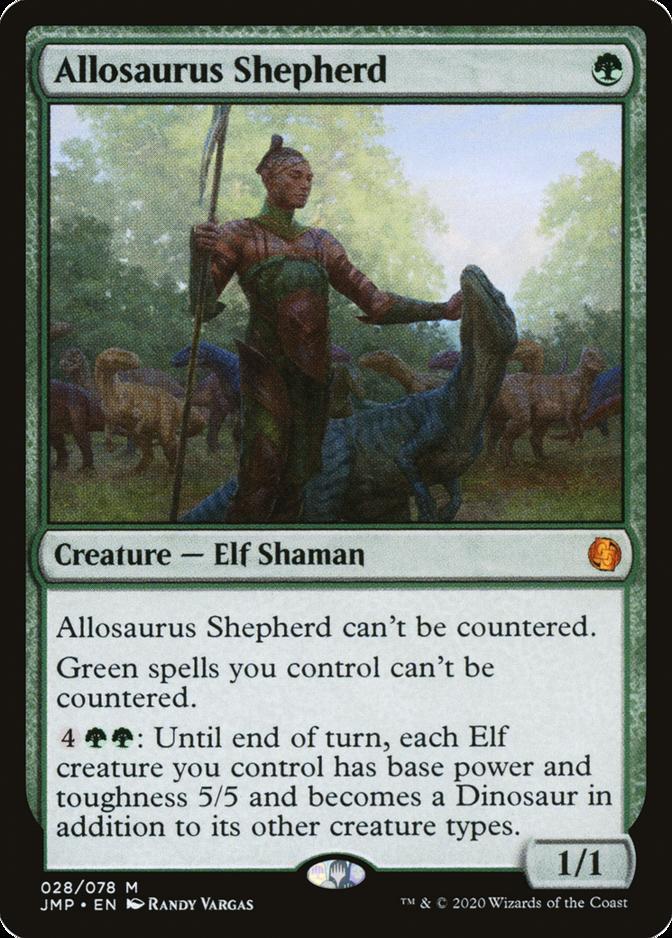 Allosaurus Shepherd [JMP]