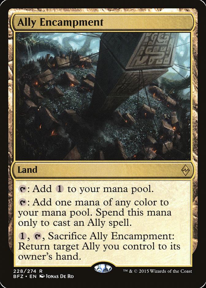 Ally Encampment [BFZ]