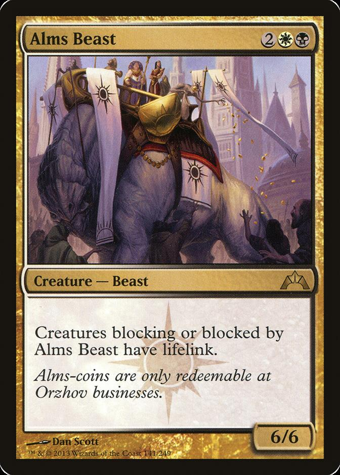 Alms Beast [GTC]