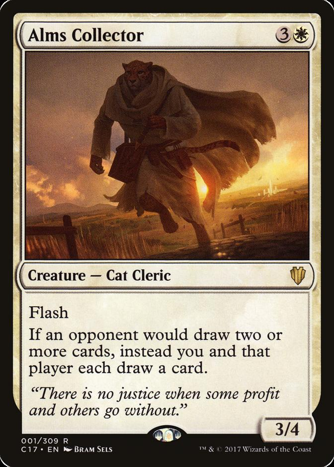 Alms Collector [C17]