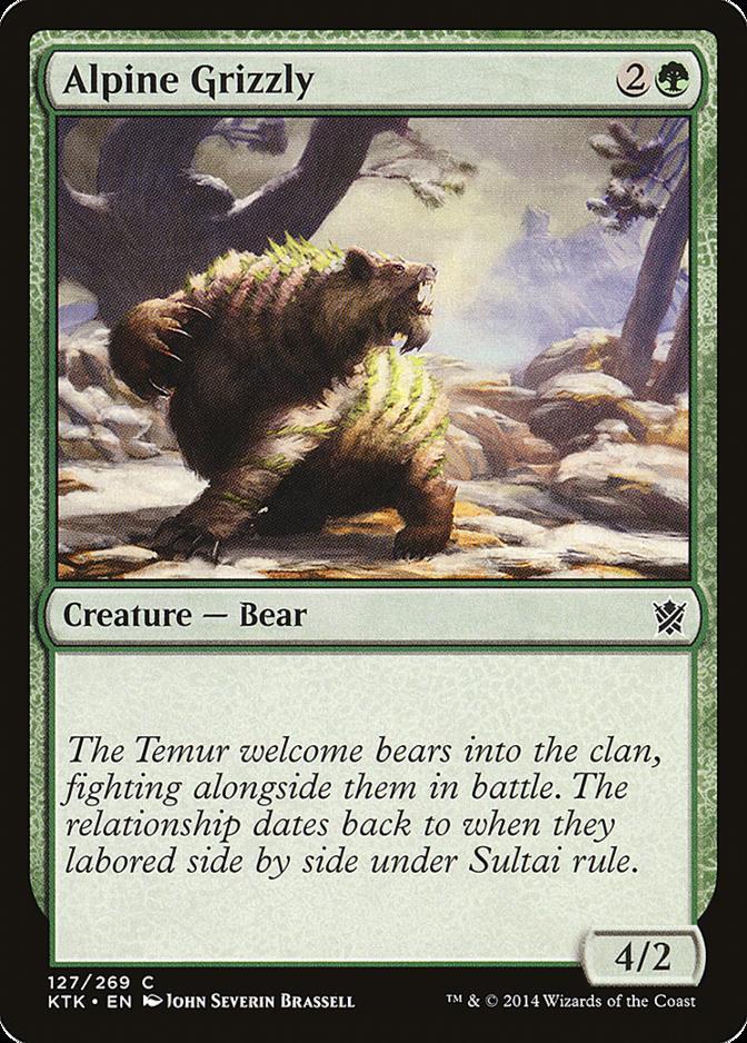 Alpine Grizzly [KTK]