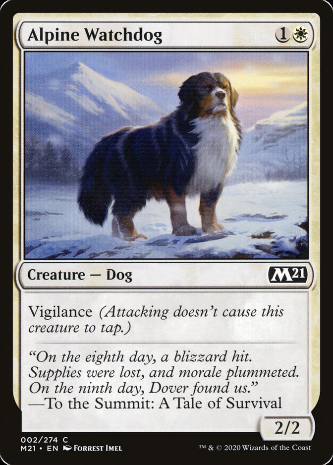 Alpine Watchdog [M21]