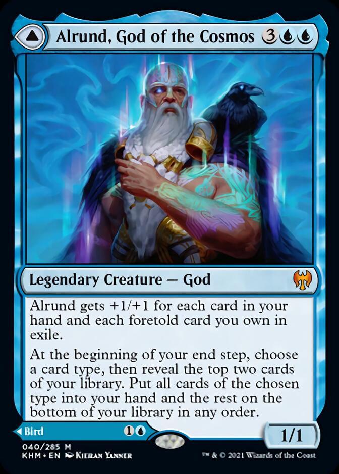 Alrund, God of the Cosmos [KHM]