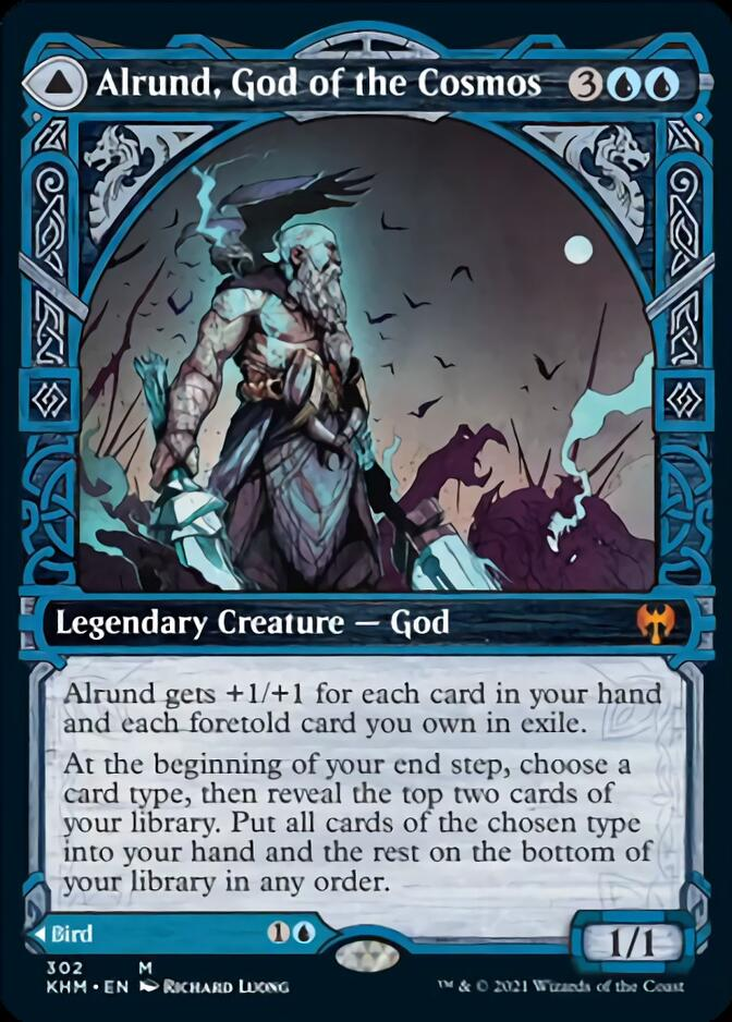 Alrund, God of the Cosmos <showcase> [KHM]