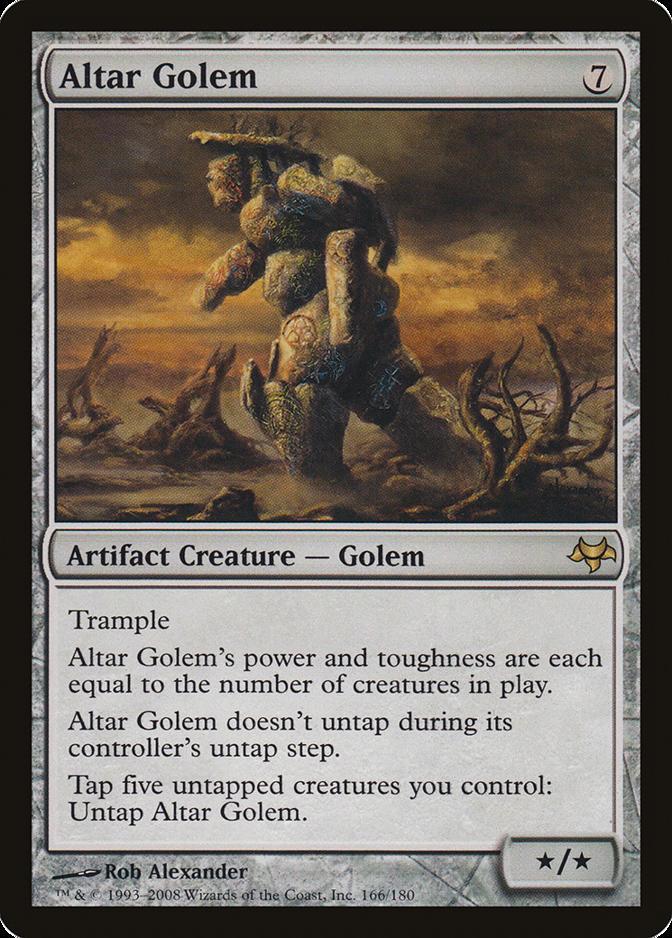 Altar Golem [EVE]