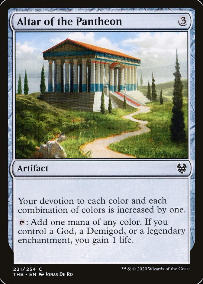 Altar of the Pantheon [THB]