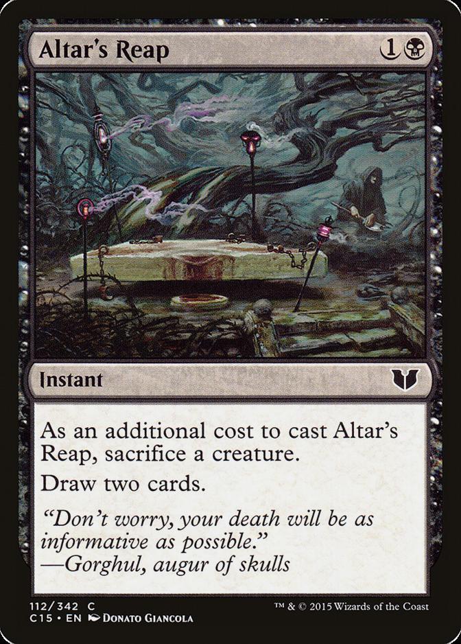 Altar's Reap [C15]