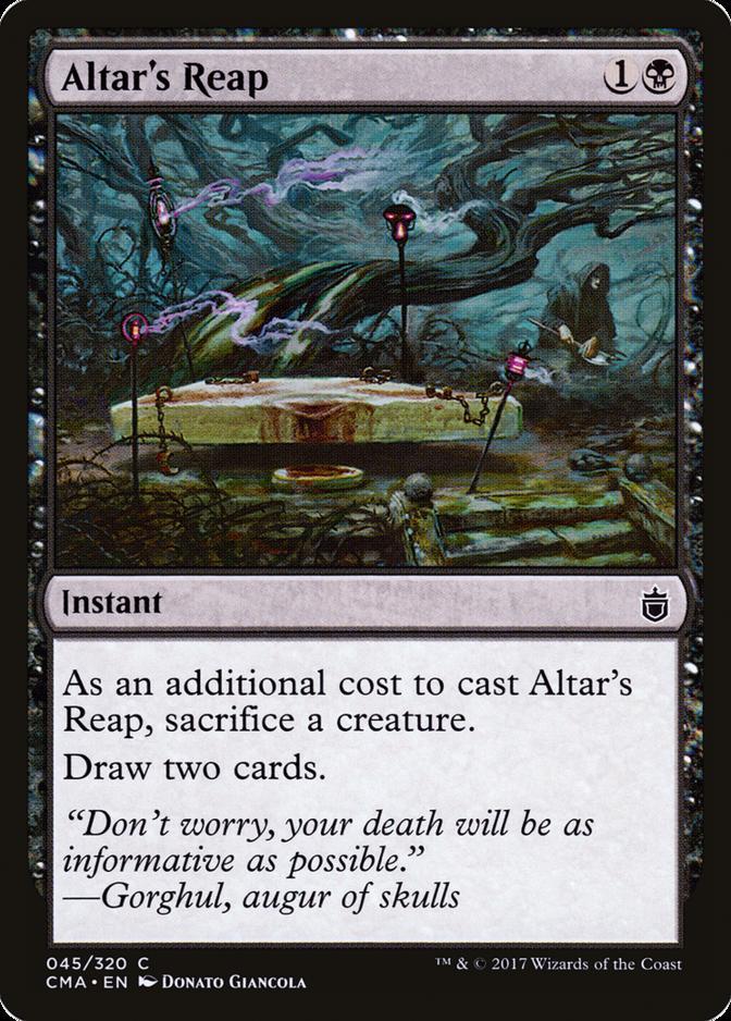 Altar's Reap [CMA]