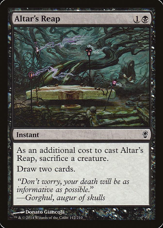 Altar's Reap [CNS] (F)