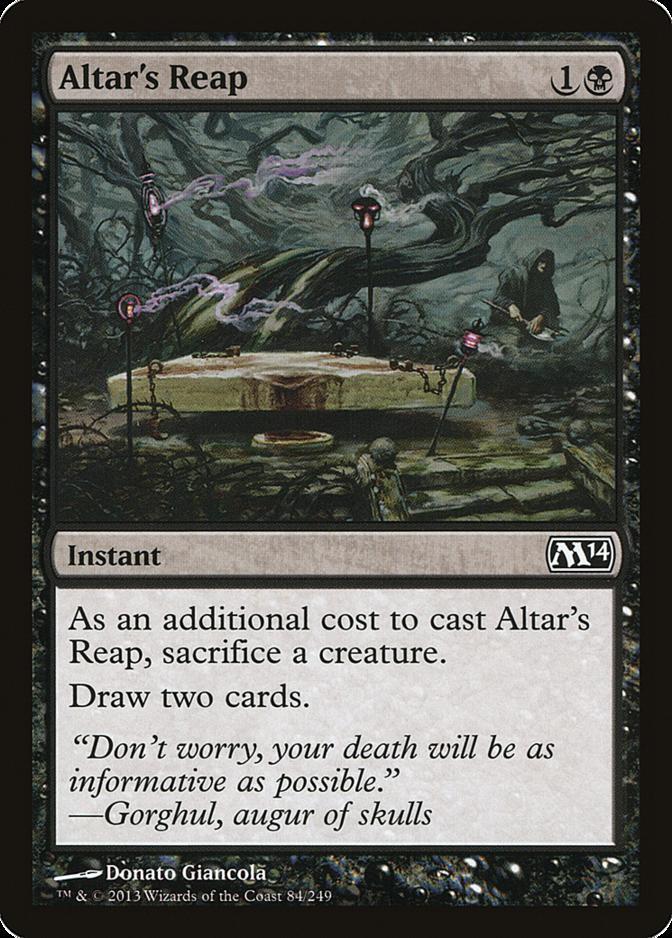 Altar's Reap [M14]