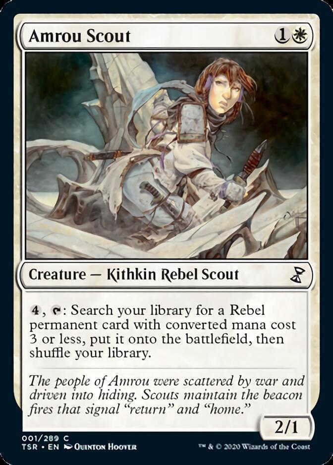 Amrou Scout [TSR]