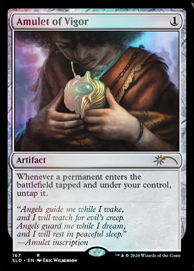 Amulet of Vigor [SLD] (F)