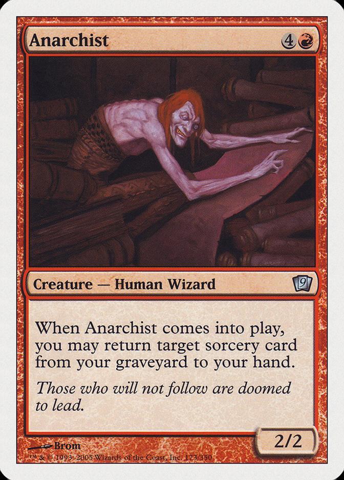 Anarchist [9ED]