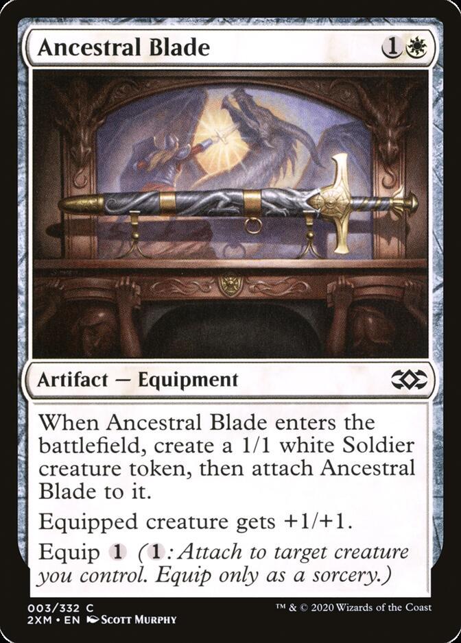 Ancestral Blade [2XM]