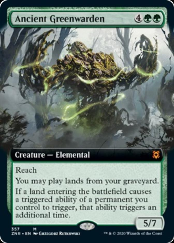 Ancient Greenwarden [PZNR]