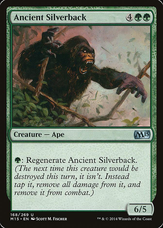 Ancient Silverback [M15]