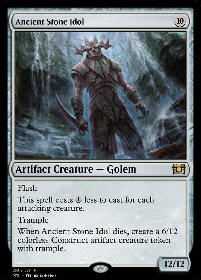 Ancient Stone Idol [PZ2]