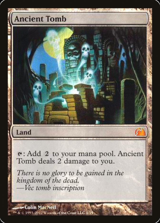 Ancient Tomb [V12] (F)