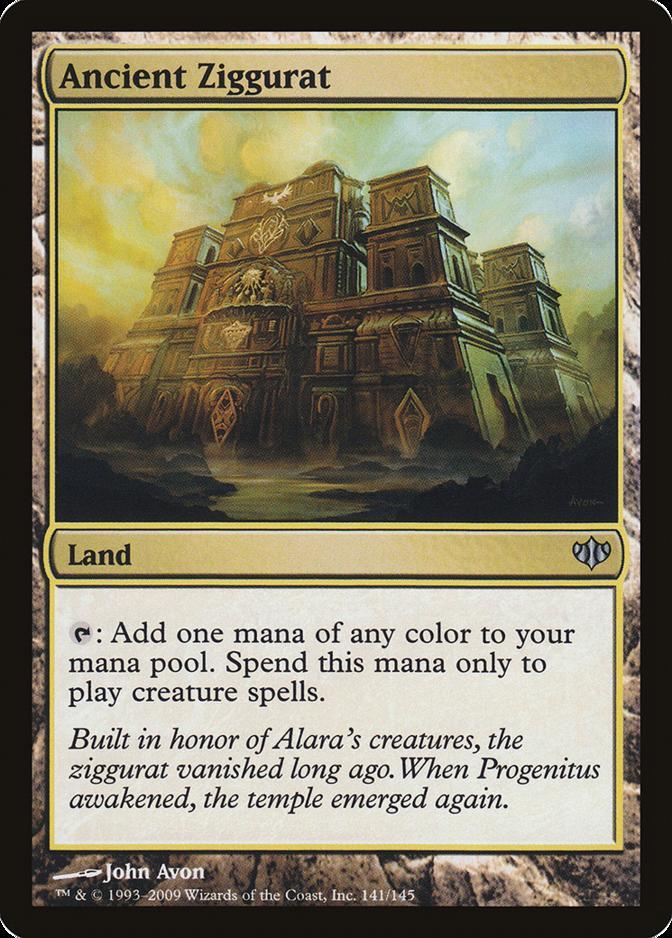 Ancient Ziggurat [CON]