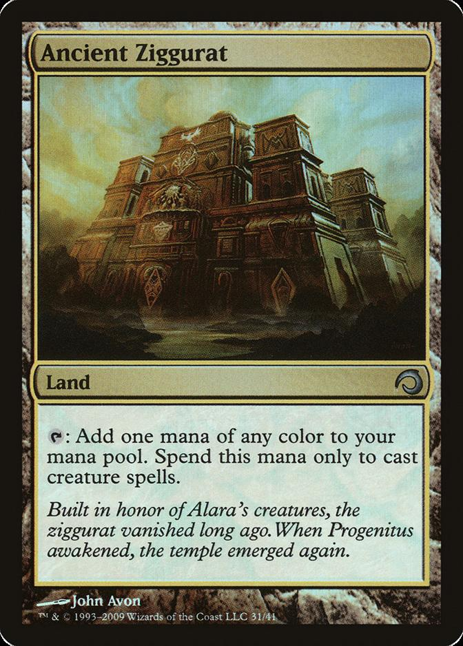 Ancient Ziggurat [H09] (F)