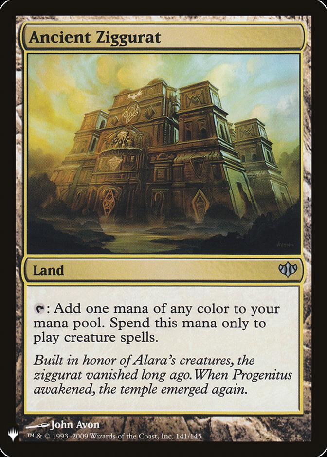 Ancient Ziggurat [MB1]