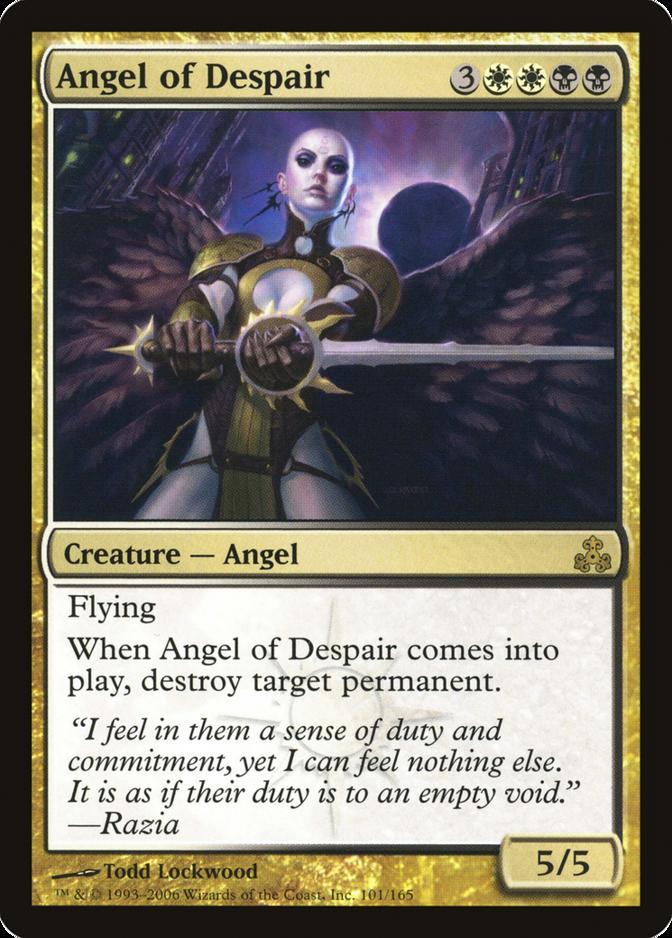 Angel of Despair [GPT]