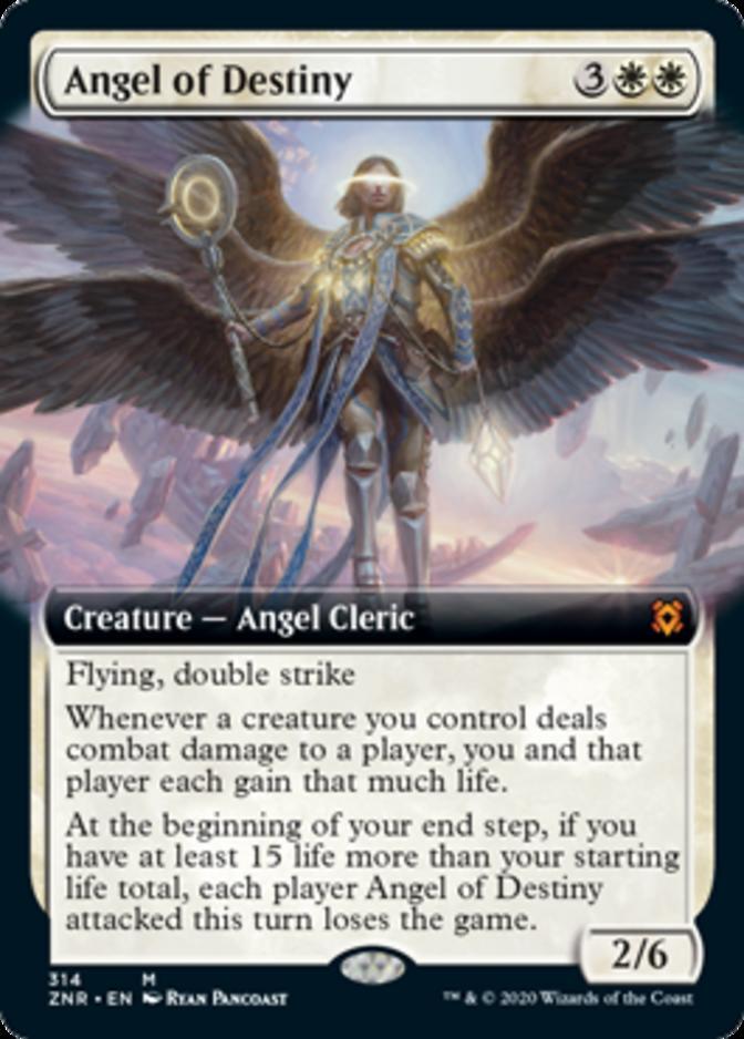 Angel of Destiny [PZNR]