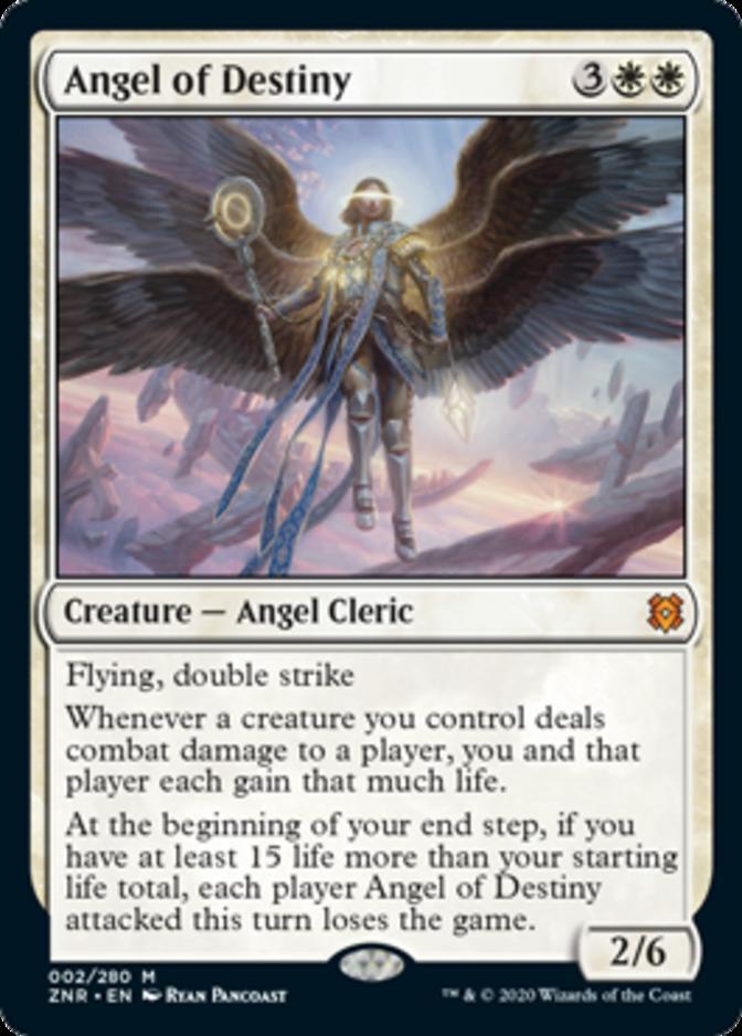Angel of Destiny [ZNR]