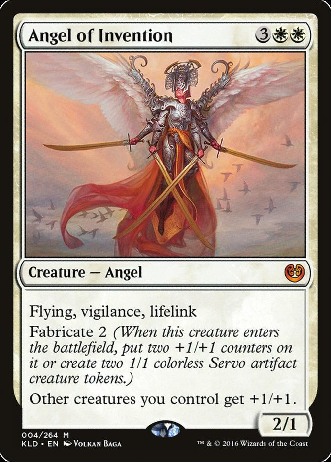 Angel of Invention [KLD]