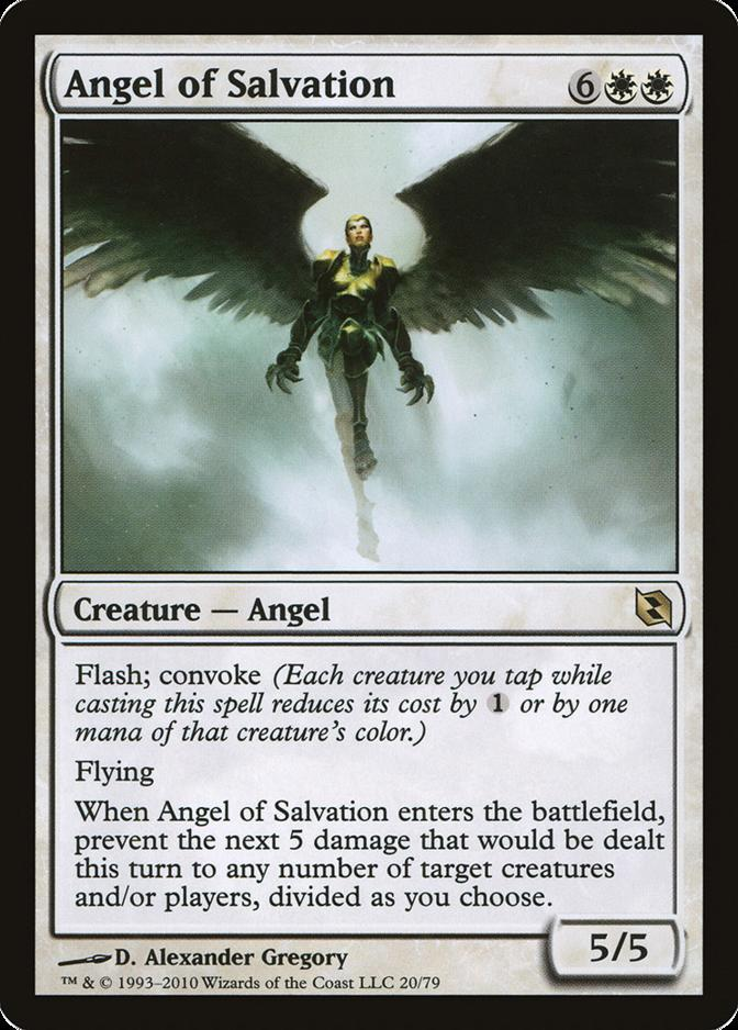 Angel of Salvation [DDF]