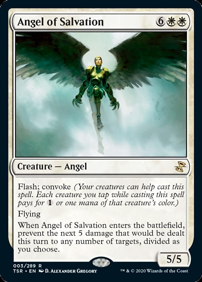 Angel of Salvation [TSR]