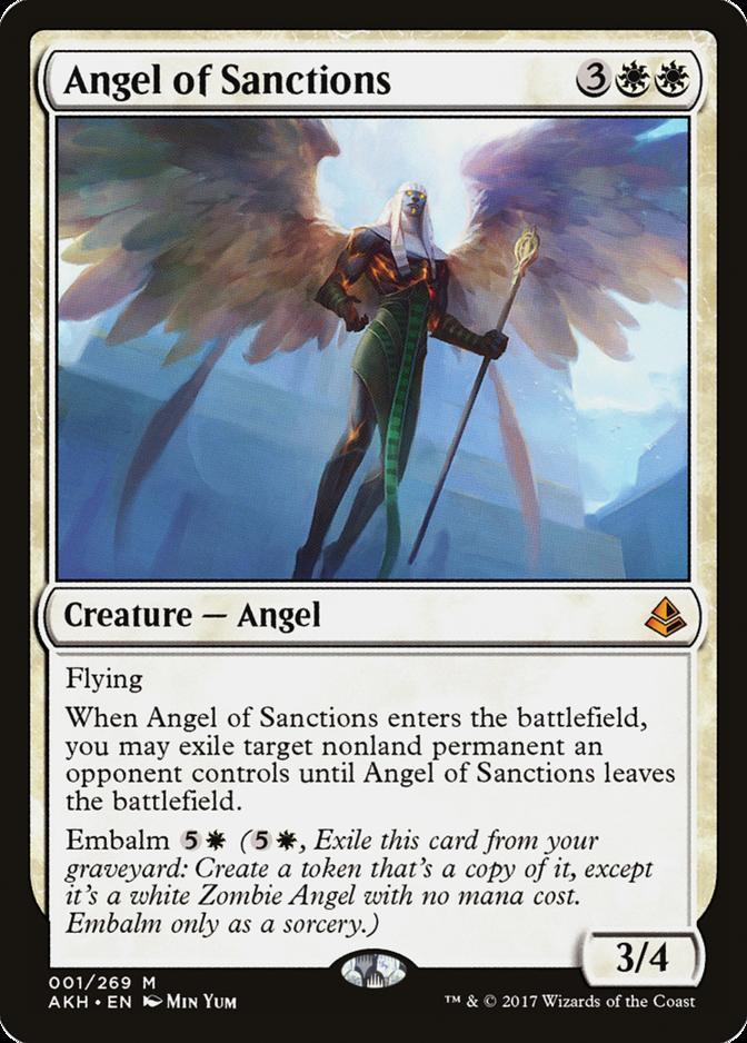 Angel of Sanctions [AKH]