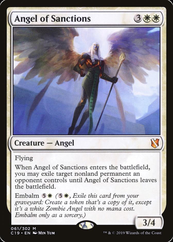Angel of Sanctions [C19]