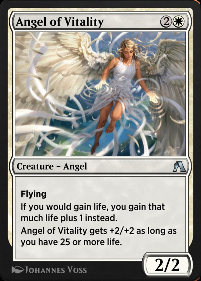 Angel of Vitality [ANB]