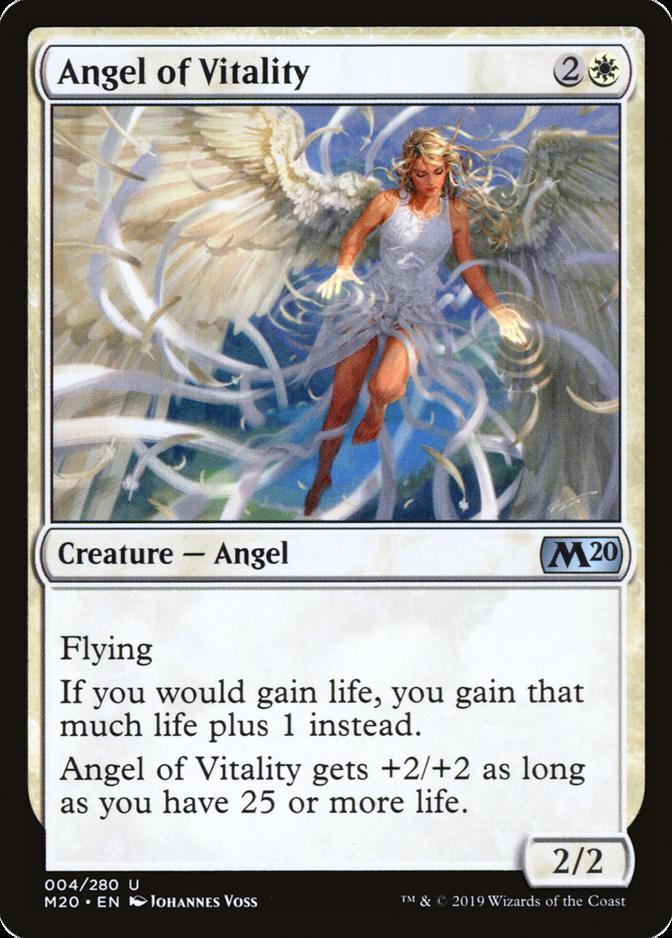 Angel of Vitality [M20]